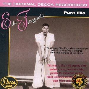 Ella Fitzgerald - Pure Ella (1997) [FLAC] Download