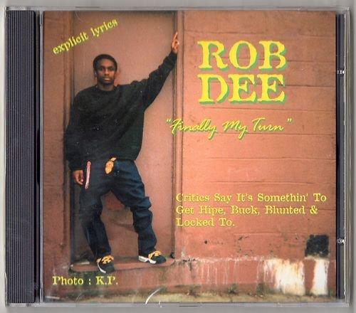 "Rob Dee - ""Finally My Turn"" (1997) [FLAC] Download"