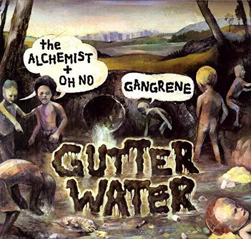 Gangrene: The Alchemist + Oh No - Gutter Water (2010) [FLAC] Download