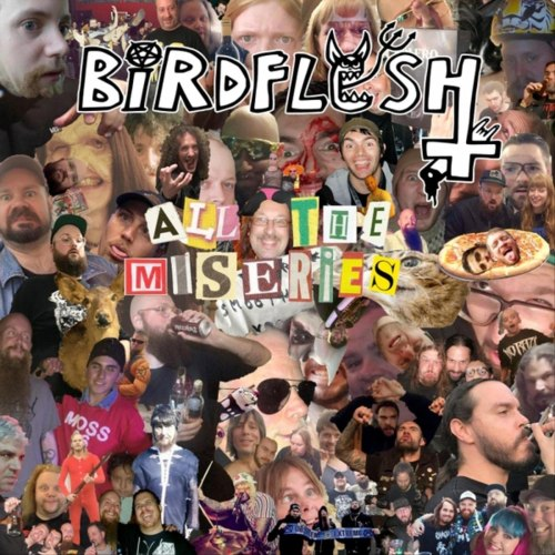 Birdflesh - All the Miseries (2021) [FLAC] Download