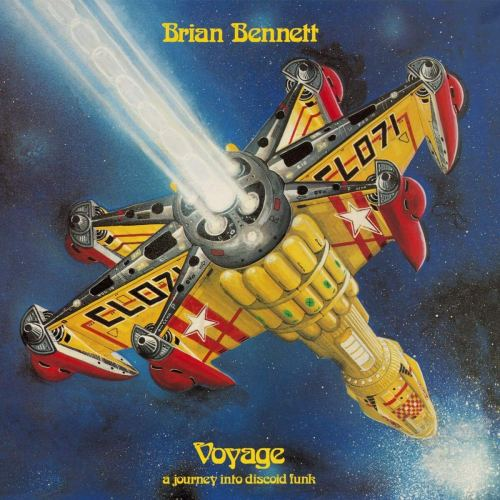 Brian Bennett - Voyage  A Journey Into Discoid Funk (2021) [FLAC] Download