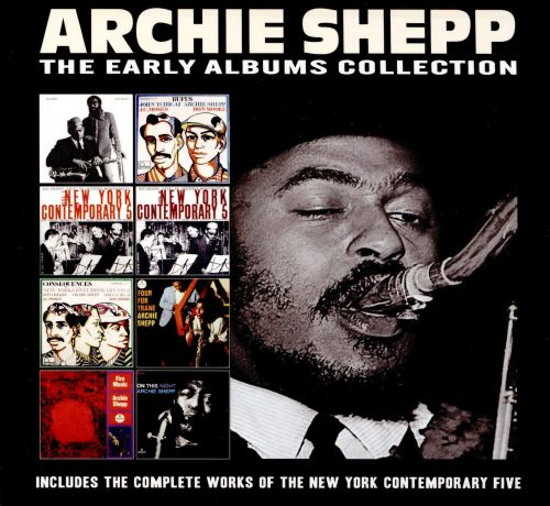 Archie Shepp - The Early Albums Collection (2019) [FLAC] Download