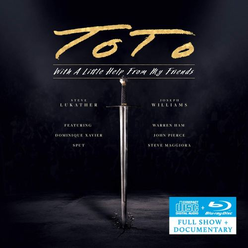 Toto - With A Little Help From My Friends (2021) [FLAC] Download