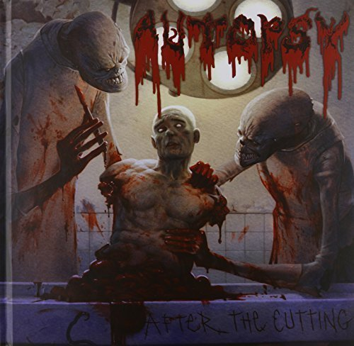 Autopsy - After The Cutting (2015) [FLAC] Download
