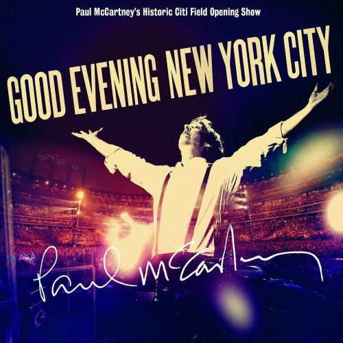 Paul McCartney - Good Evening New York City (2009) [FLAC] Download