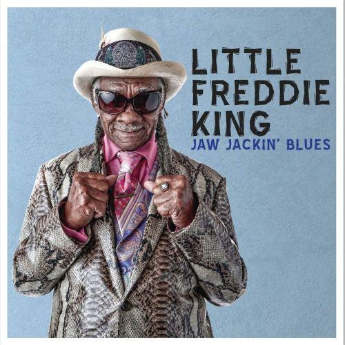 Little Freddie King - Jaw Jackin' Blues (2020) [FLAC] Download