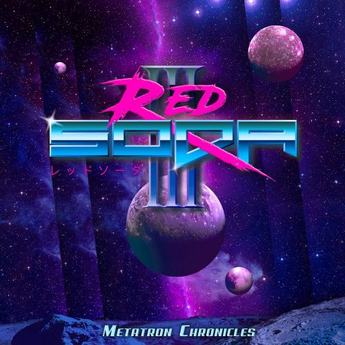 red soda - Metatron Chronicles (2021) [FLAC] Download