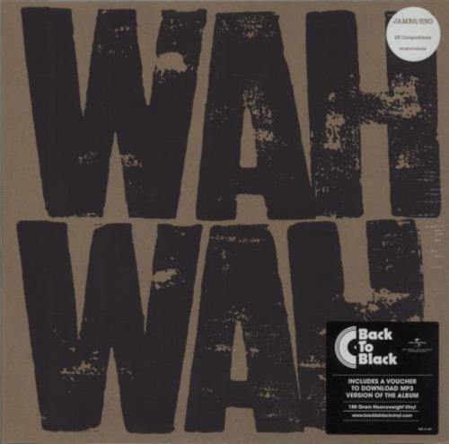 James - Wah Wah (1994) [FLAC] Download