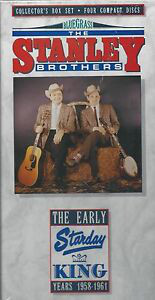 The Stanley Brothers - The Early Starday/King Years 1958-1961 (2003) [FLAC] Download