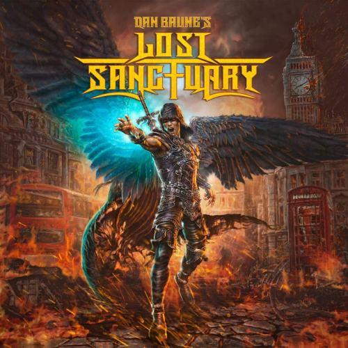 Dan Baune's Lost Sanctuary - Lost Sanctuary (2021) [FLAC] Download