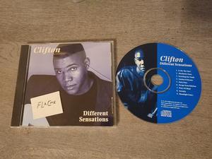 Clifton - Different Sensations (1997) [FLAC] Download