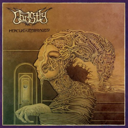 Ghastly - Mercurial Passages (2021) [FLAC] Download