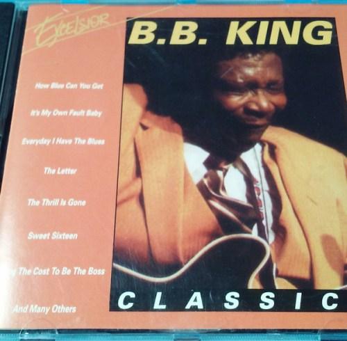 B.B. King - Classics (1996) [FLAC] Download