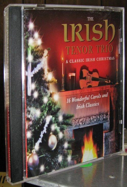 The Irish Tenor Trio - A Classic Irish Christmas (2002) [FLAC] Download