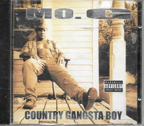 Mo. G - Country Gangsta Boy (2002) [FLAC] Download