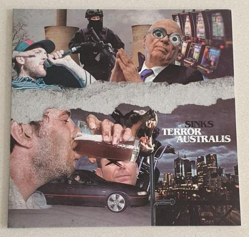 Sinks - Terror Australis (2020) [FLAC] Download