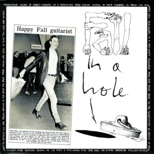 The Fall - Fall In A Hole (2006) [FLAC] Download