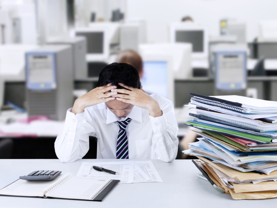 How Your Workplace Is Killing You Uae Firms Are Not Doing