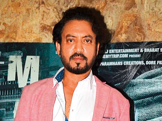 Bollywood actor Irrfan Khan stranded as his mother dies ...