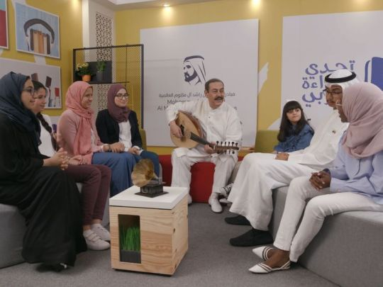 Arab Reading Challenge: 5 Finalists in the Running for the Dh500,000 Prize