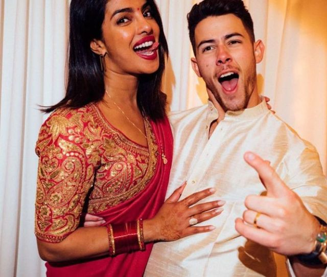 Priyanka Chopra And Nick Jonas  Year On  Reasons They Are
