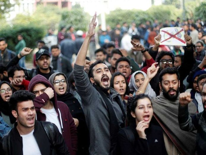 Jamia staffer shares her experience protecting students during university  violence | India – Gulf News