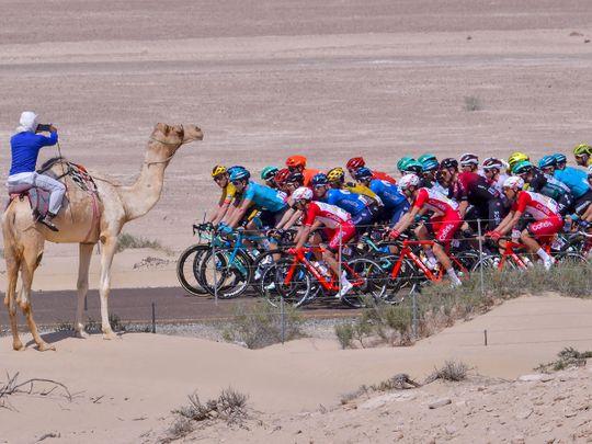 متحدہ عرب امارات کا ٹور اسٹیج 3