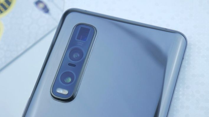 Oppo Find X2 Pro Camera