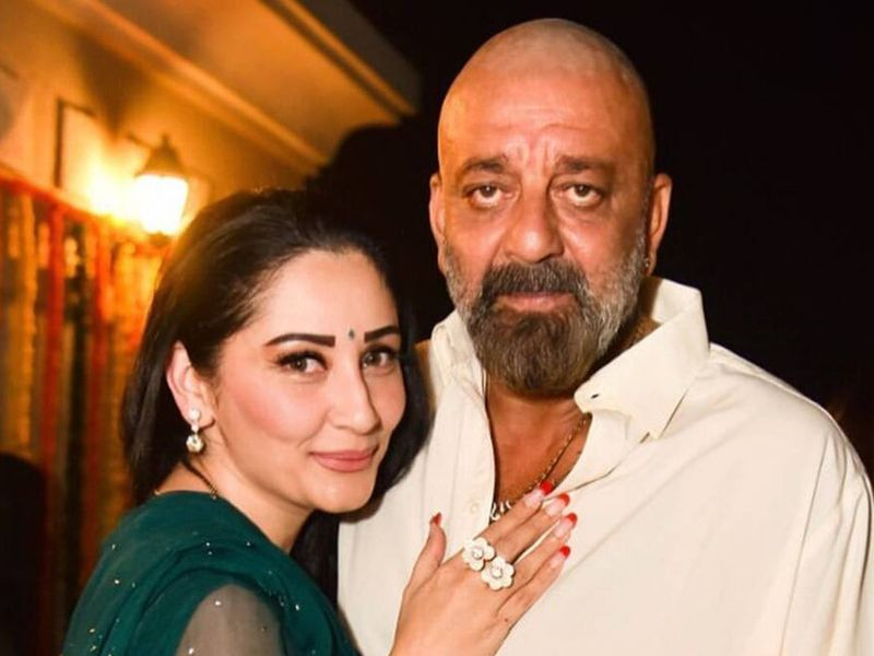 India General crowd Sanjay Dutt