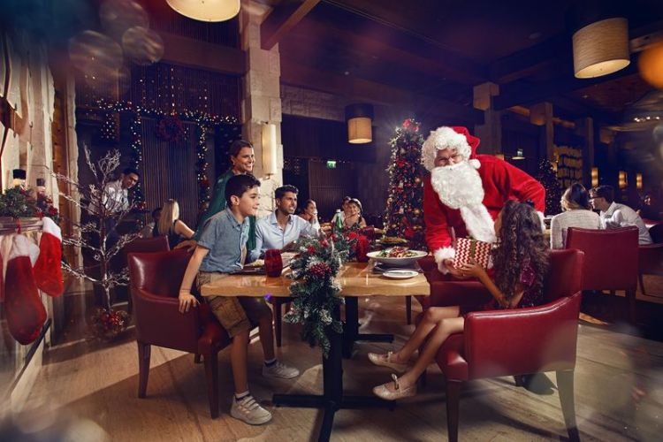 Seafire, Top Brunches In UAE, For Christmas, Best 10 Dubai and Abu Dhabi festive brunches