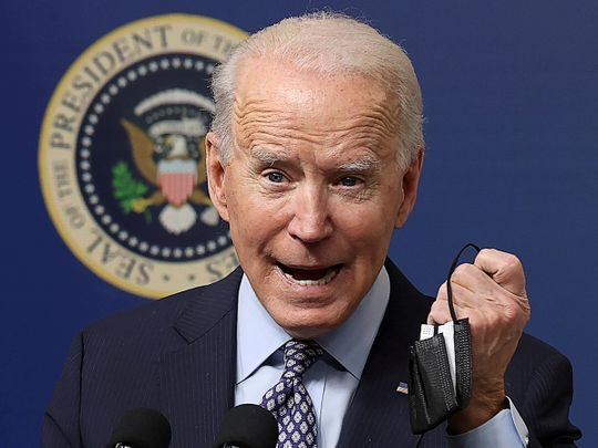 Indian Americans take over the country: Joe Biden