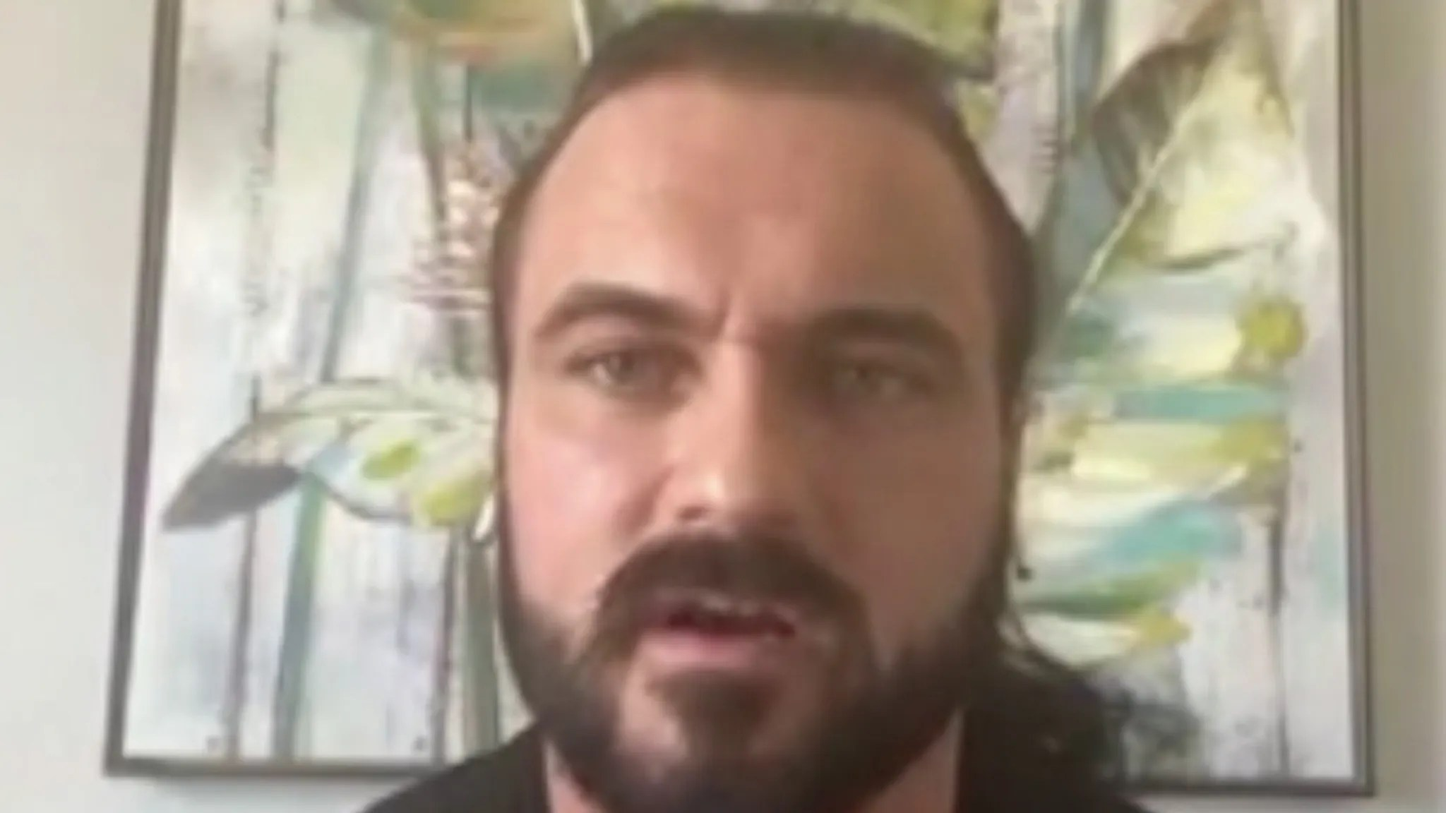 WWE Champ Drew McIntyre Thanks Dwayne 'The Rock' Johnson For Seeing His Potential, You Believed!