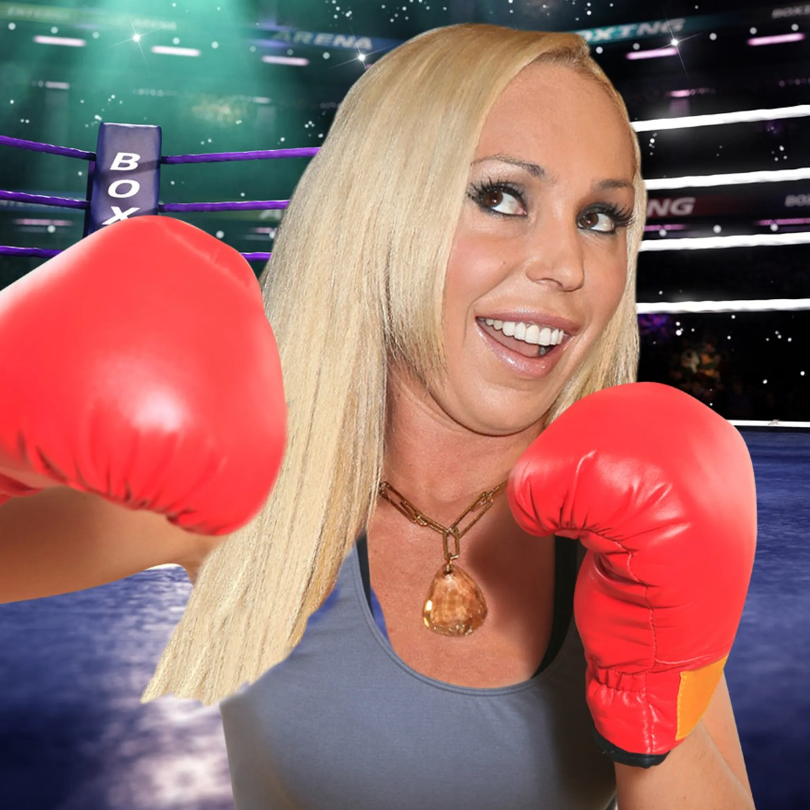Mary Carey Signs Celebrity Boxing Deal, Fighting in April