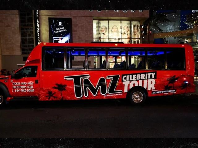 tmz tour bus