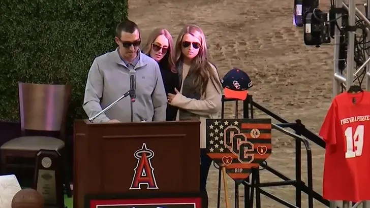 Altobelli Family Honored at Angel Stadium Memorial Service
