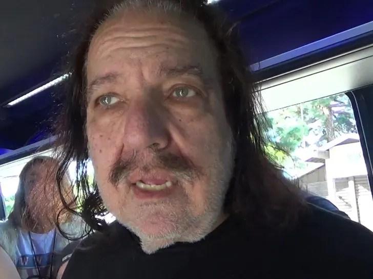 Ron Jeremy RAPE CHARGES