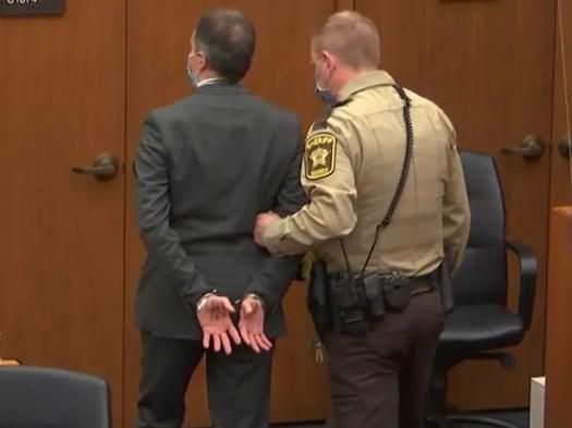 Derek Chauvin Guilty of Murdering George Floyd 3