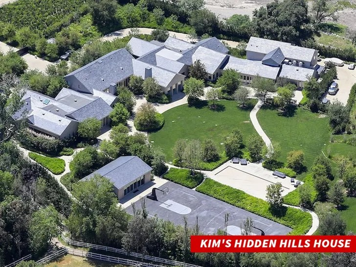 , Kim Kardashian and Kanye Likely Won't Reconcile, She Now Owns Family Home, Nzuchi Times National News