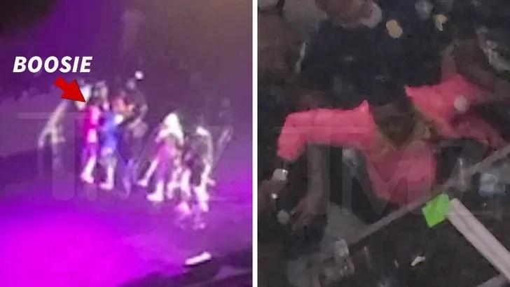 , Boosie Badazz Performs as Fight Breaks Out at 'Legendz of Streetz' Concert, Nzuchi Times National News