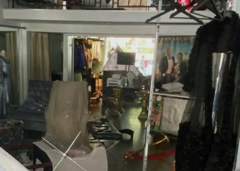 'Gown and Out' Dress Shop Destroyed in Riots, Over $500k in Damages