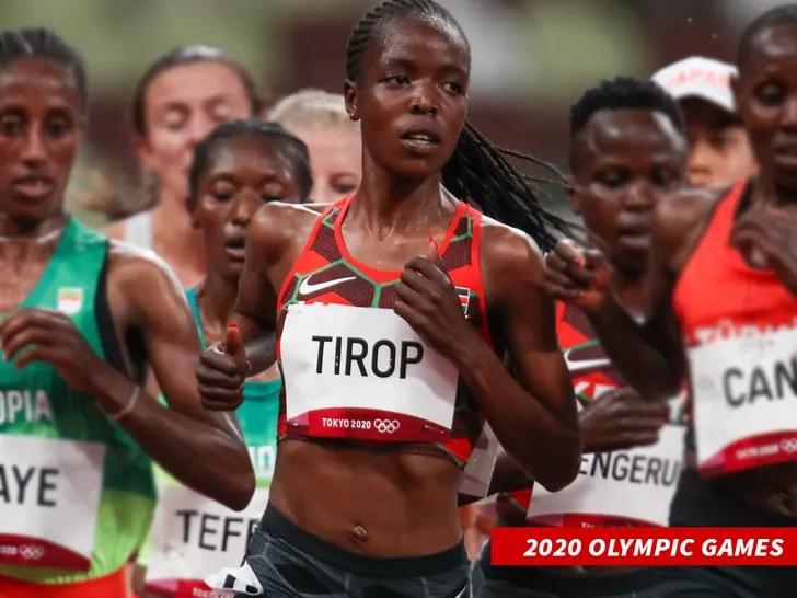 2020 Olympic Games Agnès Tirop