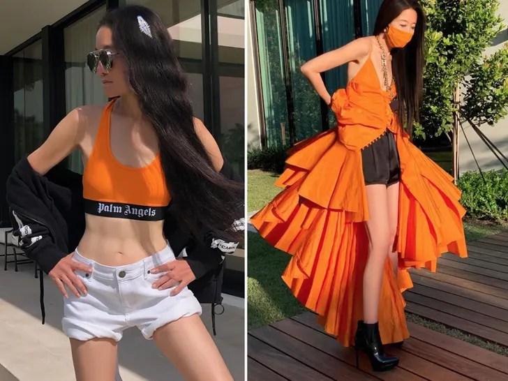 Vera Wang -- Quarantine Hot Shots