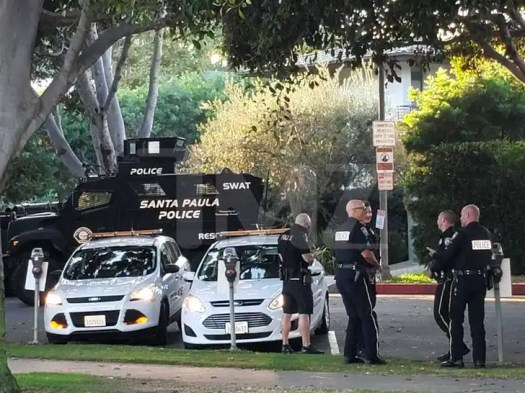 Beverly Hills Police Show of Force Alarms Neighboring Police Depts. 2