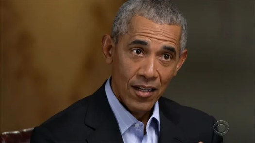 Obama's '60 Minutes' Interview Touches on Trump, Racism & Michelle 3