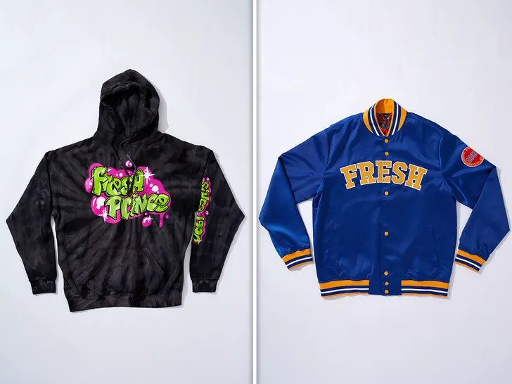 Fresh Prince of Bel-Air Clothing Line