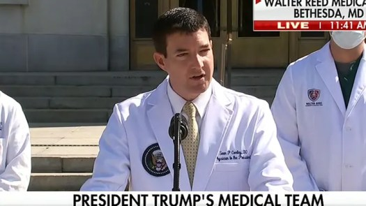 Trump Leaving Hospital, Tells Americans 'Don't Be Afraid of COVID' 3