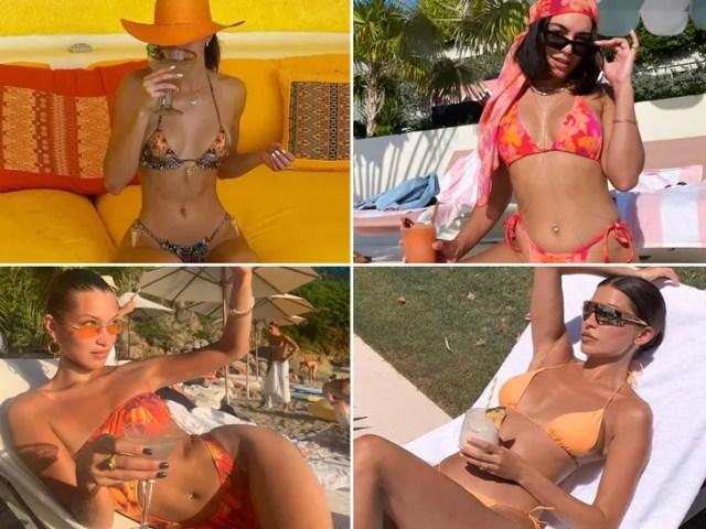 Summer Cocktails -- Bikini Brews!
