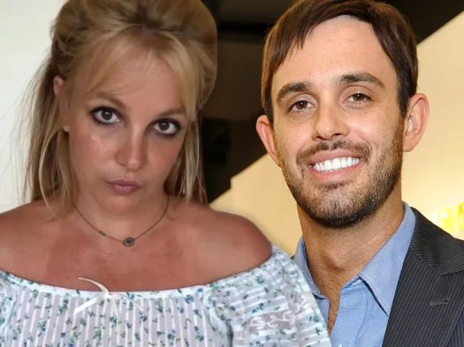 cade hudson and britney spears