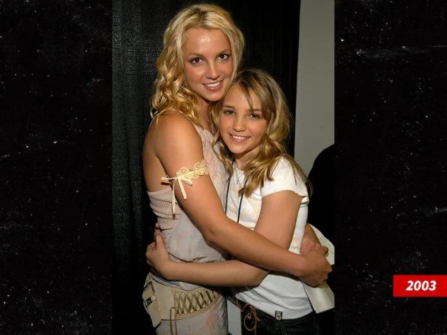 Britney and Jamie Lynn Spears