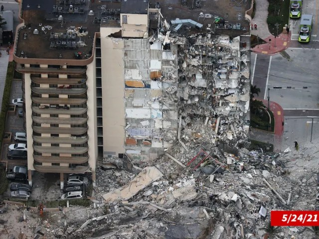 Champlain Towers South Collapse